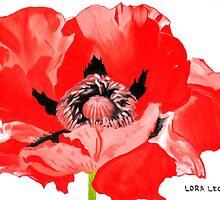 Poppy 2 by Lora Leo