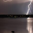 HENDERSON BAY LIGHTNING by MsLiz