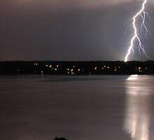 HENDERSON BAY LIGHTNING by MsLiz