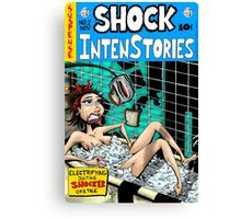 Shock Intenstories Canvas Print