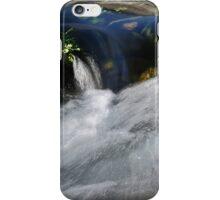 Mountain stream. iPhone Case/Skin