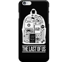 The Last of Us Inventory backpack iPhone Case/Skin
