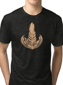 Creamy Rosetta Tri-blend T-Shirt