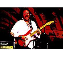 Guitarist 2 Photographic Print