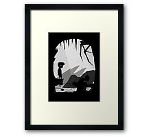 Lord of the Limbo Framed Print