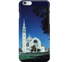 Immaculate Conception Shrine 2 iPhone Case/Skin