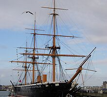 TALL SHIP by Neilm