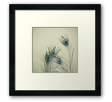 All Eyes Are on You  Framed Print