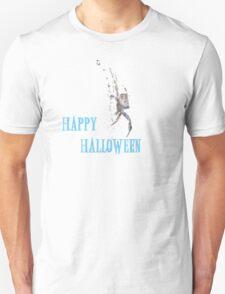 Happy Halloween Spider Unisex T-Shirt