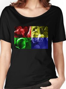 Barack Obama Rainbow Women's Relaxed Fit T-Shirt