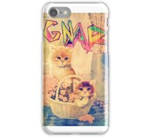 Gnar Kittens iPhone Case/Skin