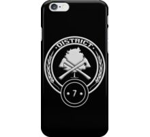 District 7 - Lumber iPhone Case/Skin
