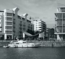 Harbour Apartments, Bristol by Laurie Sinnett