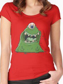 Laaaaaa! Women's Fitted Scoop T-Shirt