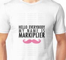 MY NAME IS MARKIPLIER Unisex T-Shirt