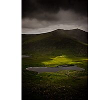 Conor Pass, Dingle Photographic Print
