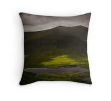Conor Pass, Dingle Throw Pillow