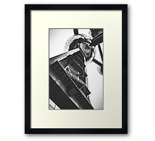The Atomium Building Framed Print
