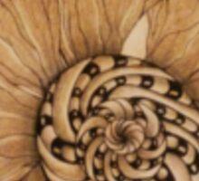 Zen Flower Sticker