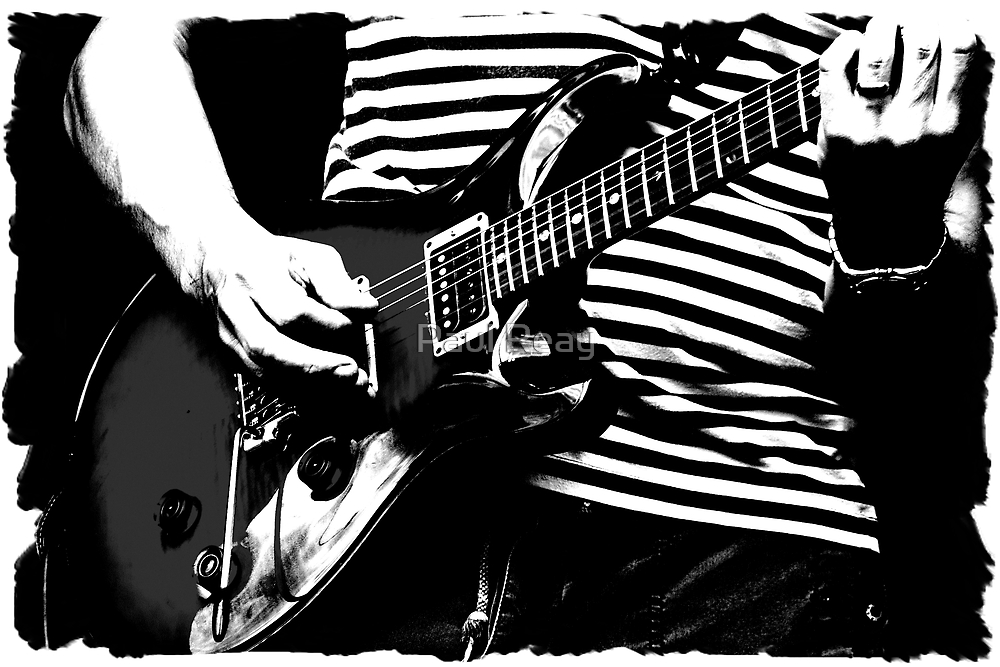 guitar solo 3 by Paul Reay