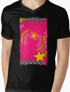 Wandering Star Mens V-Neck T-Shirt