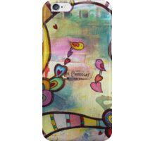 Birds in Wonderland  iPhone Case/Skin