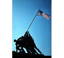 Iwo Jima 4 Photographic Print
