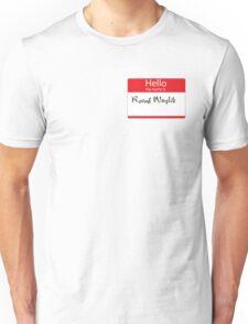 Roonil Wazlib Unisex T-Shirt
