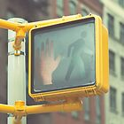Traffic Light, New York City by Jasper Smits