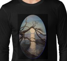 Hauntingly Beautiful...South Carolina Coast Long Sleeve T-Shirt