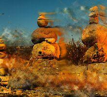 Desert Storm by Juan Torrero