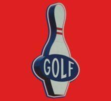 Golf ? One Piece - Short Sleeve