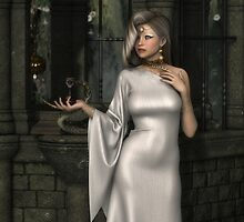 Mistres of Potions - White by AelarethElennar