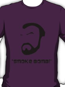 Smoke Bomb  T-Shirt