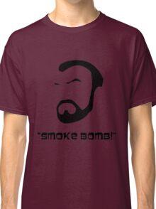Smoke Bomb  Classic T-Shirt