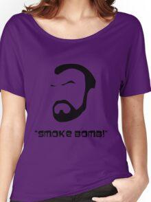 Smoke Bomb  Women's Relaxed Fit T-Shirt