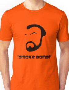 Smoke Bomb  Unisex T-Shirt
