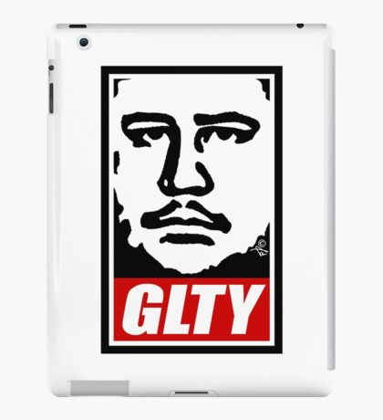 GUILTY! by Tai's Tees iPad Case/Skin