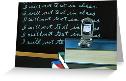 School Rule by Maria Dryfhout