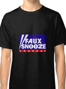 FAUX NEWS by Tai's Tees Classic T-Shirt