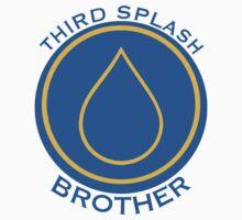 Third Splash Brother LOGO by ericjohanes