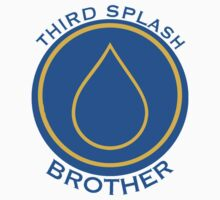 Third Splash Brother LOGO by ericjohanes