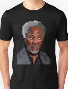 Morgan Freeman 16bit T-Shirt