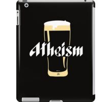 Here's to Atheism by Tai's Tees iPad Case/Skin