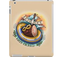 Let's Get Hammered! iPad Case/Skin