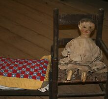 Doll at Westville by Sheila McCrea