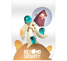 Jeff - Beyond Gravity Poster