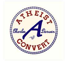 All-Star Conversion by Tai's Tees Art Print