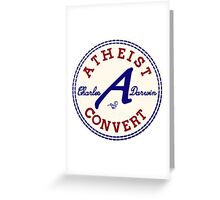 All-Star Conversion by Tai's Tees Greeting Card