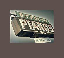 B.T.Faith Pianos Unisex T-Shirt